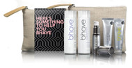 bombshell blonde travel pack