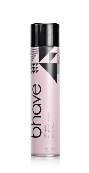 bhave Strong Hold Hair Spray