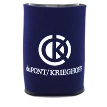 du Pont Krieghoff dK Logo Koozie