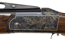 Krieghoff Monarch Case Color Hardened K-80 Receiver/Iron ONLY - 113685R