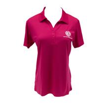 du Pont Krieghoff Ladies Pink Polo