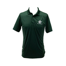 du Pont Krieghoff Men's Green Polo