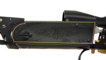 Krieghoff Gold Standard Blued K-20 Receiver/Iron ONLY - 115108R