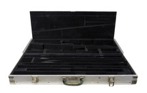 "Pre-Owned 30"" Nasco K-80 2 Gun Multi-Barrel Tube Set Case - C326"