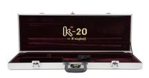 "Like New 30"" Americase K-20 2 Barrel Case - C61"
