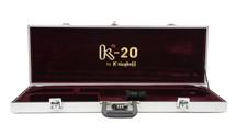 "Like New 30"" Americase K-20 2 Barrel Case - C999"