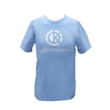 du Pont Krieghoff Light Blue T-Shirt