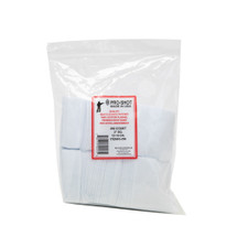 """Pro-Shot Cotton Flannel 3"""" Square Gun Cleaning Patches (250 count)"""