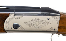 Krieghoff Standard Nickel Light Weight K-80 Receiver/Iron ONLY - 24896R