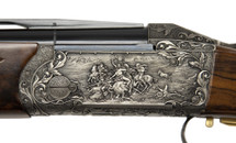"Krieghoff Custom by Stögner ""The Battle"" K-80 Receiver/Iron ONLY - 105500R"