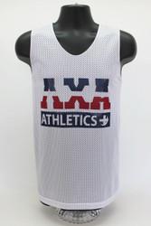 Lambda Chi Alpha Reversible Mesh Basketball Jersey -Front