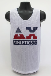 Delta Chi Reversible Mesh Jersey -Front