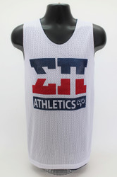 Sigma Pi Reversible Mesh Jersey -Front
