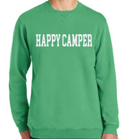 Camp One Step Unisex Port & Company® Beach Wash™ Garment-Dye Sweatshirt (Adult Sizes)