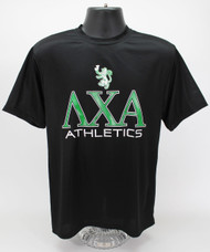 Lambda Chi Alpha Dry Fit T-Shirt Black ΛΧΑ