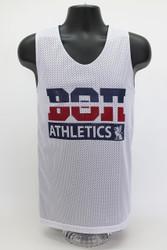 Beta Theta Pi Reversible Mesh Jersey -Front