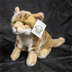 Society Sand Cat Plush