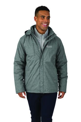 Cornerstone Mens Parka Jacket
