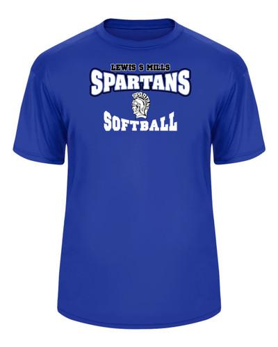 Mills Softball T-Shirt