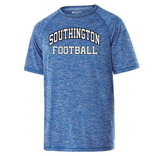 Southington Football Unisex Snowy Short Sleeve