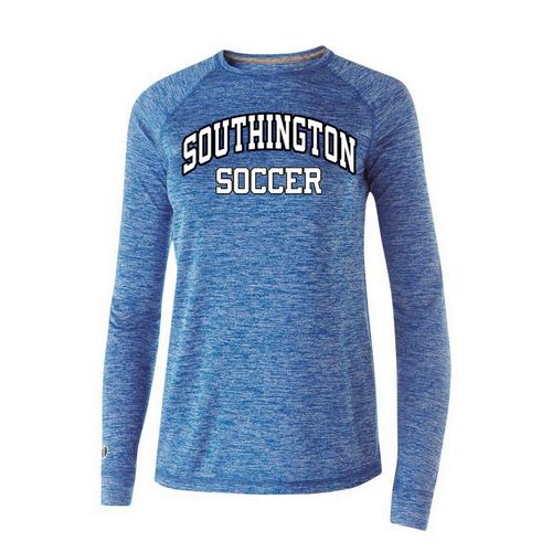 Southington Soccer Ladies Snowy Long Sleeve