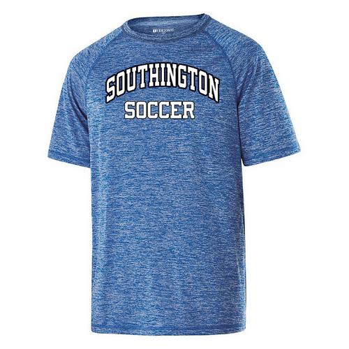Southington Soccer Unisex Snowy Short Sleeve