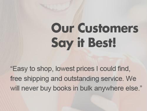 Buy Books in Bulk | 3 Million Titles | Free Shipping