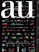 a+u 17:05, 560 (Emerging Architects in USA) by A+U Publishing, 9784900212077