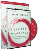 Sacred Marriage Participant's Guide with DVD (What If God Designed Marriage to Make Us Holy More Than to Make Us Happy?) by Gary L. Thomas, Kevin & Sherry Harney, 9780310880691