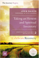Taking an Honest and Spiritual Inventory Participant's Guide 2 (A Recovery Program Based on Eight Principles from the Beatitudes) - 9780310082354 by John Baker, 9780310082354