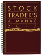 Stock Trader's Almanac 2017 by Jeffrey A. Hirsch, 9781119247753