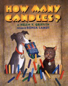 How Many Candles? by Helen V. Griffith, Sonja Lamut, 9780688162597
