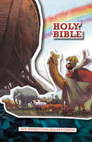 NIrV Children's Holy Bible, Paperback by  Zondervan, 9780310763215
