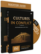 Cultures in Conflict Discovery Guide with DVD (Paul Proclaims Jesus As Lord – Part 2) by Ray Vander Laan, 9780310085942