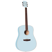 Tanglewood TWDBTDSBL  Discovery Dreadnought Surf Blue