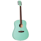 Tanglewood TWDBTDSGR Discovery Dreadnought Surf Green