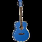 Tanglewood TWDBTFDBL  Discovery Folk Cobalt Blue