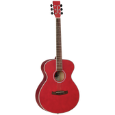 Tanglewood TWDBTFRD  Discovery Folk Red