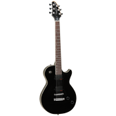 Tanglewood TE3EB Stiletto Solid Ebony Electric Guitar