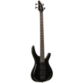 Tanglewood TE4BK Alpha Electric Bass Metallic Black