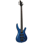Tanglewood TE4BL Alpha Electric Bass Metallic Blue