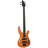 Tanglewood TE4CP Alpha Electric Bass Metallic Copper
