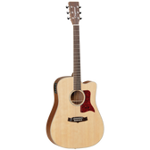 Tanglewood X15NSCE Sundance  Performance Pro Dreadnought C/E with Case