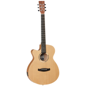 Tanglewood TWR2SFCELH Roadster II Superfolk Cutaway With Pickup Left Handed