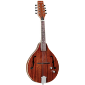 Tanglewood TWMTMHSTE Solid Mahogany Top Mandolin with Pickup