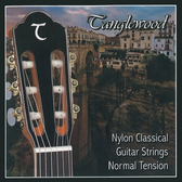 Tanglewood TWGSC Classical Guitar Strings - Tie End
