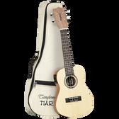Tanglewood TWT9EB Tiare Concert Ukulele w/ Pickup Spruce/Koa with Gig Bag