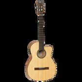 Tanglewood TWEMDC1 Enredo Madera Dominar Thinline Classical Cutaway/Electric Guitar