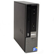DELL Optiplex 780 USFF Pentium Dual-Core 3.2Ghz 2GB RAM 250GB HDD DVD-RW  Windows 10 Pro