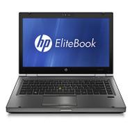 """HP EliteBook 8460w i5 2.60Ghz (2nd Gen.) 14"""" 8GB RAM 320GB HDD DVD-RW Windows 10 Pro"""